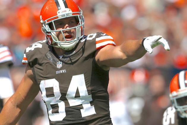 Jordan Cameron Injury: Updates on Browns TE's Concussion and Return
