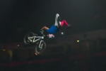 Watch This Crazy 'Superman' Double Backflip