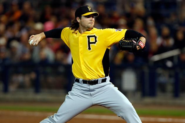 Pirates Re-Sign Kyle McPherson, Sign 5 Others to Minor-League Deals