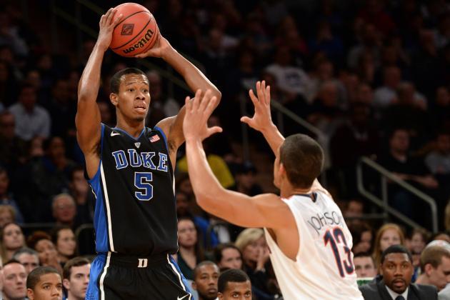 Duke Basketball: Breaking Down Rodney Hood's NBA Potential