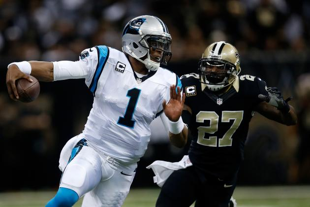 New Orleans Saints vs. Carolina Panthers: Betting Odds, Analysis and Prediction