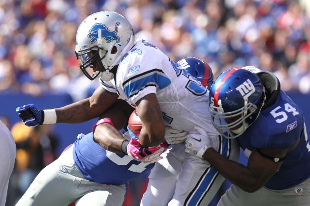 New York Giants vs. Detroit Lions: Spread Analysis and Pick Prediction