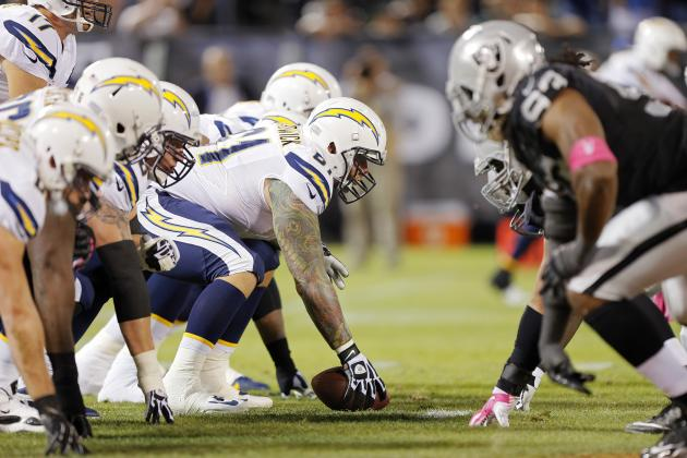 Oakland Raiders vs. San Diego Chargers: Spread Analysis and Pick Prediction