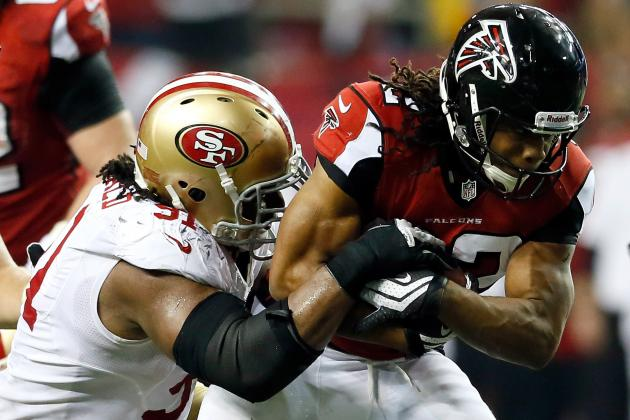 Atlanta Falcons vs. San Francisco 49ers: Monday Night Football Betting Odds Pick