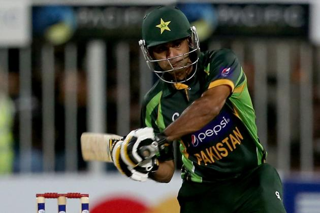 Pakistan vs. Sri Lanka, 1st ODI: Scorecard and Report from Sharjah, UAE