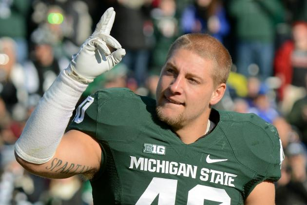 Several in Running to Succeed Max Bullough