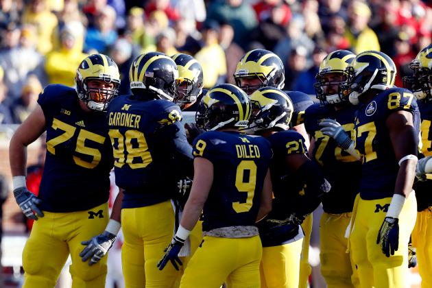 Michigan vs. Kansas State Betting Odds: Buffalo Wild Wings Bowl Prediction
