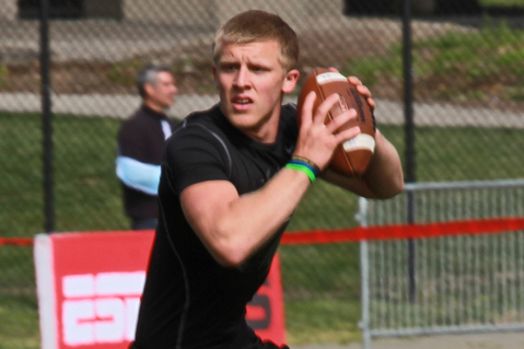 1-on-1 with 4-Star QB Cinjun Erskine: Latest Recruiting Buzz for 2015 Prospect
