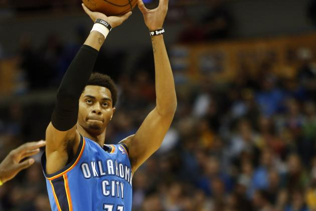 Finally Comfortable, Jeremy Lamb Is Shining in a Vital Bench Role