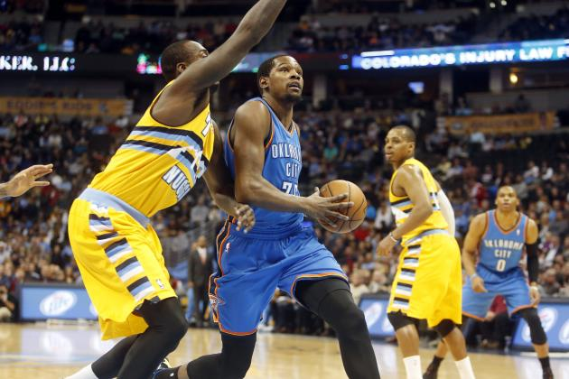 Durant: 'Third Quarter Was Key'