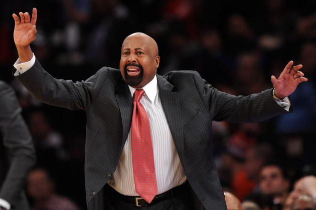 Woodson: Knicks GM Mills Has My Back