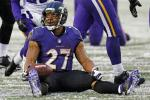 Ray Rice to Consider Retirement Once He Hits 30