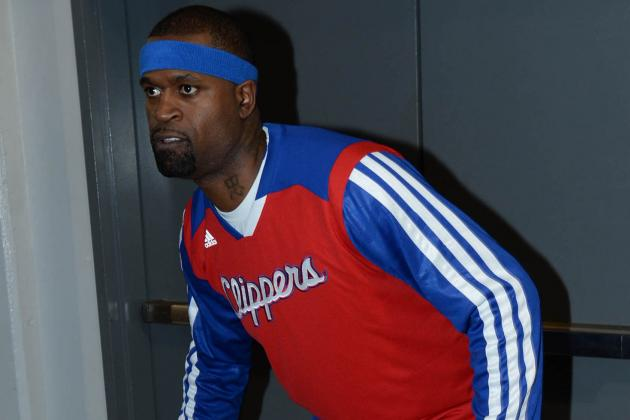 Clippers' Stephen Jackson Doesn't Hold a Grudge Against Former Boss