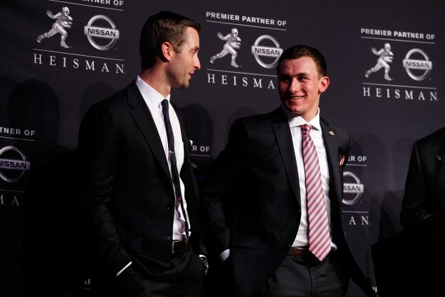 Kliff Kingsbury Would Draft Johnny Manziel No. 1 Overall