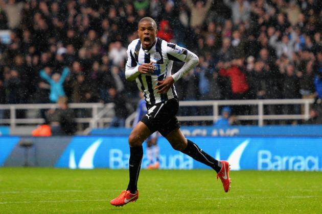 Breaking Down Loic Remy's Success at Newcastle United This Season