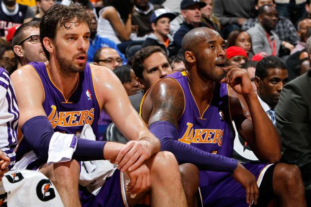 Lakers News: Pau Gasol's Struggles More a Result of Decline Than Incorrect Usage