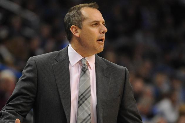 Pacers Announce Frank Vogel Will Coach vs. Heat