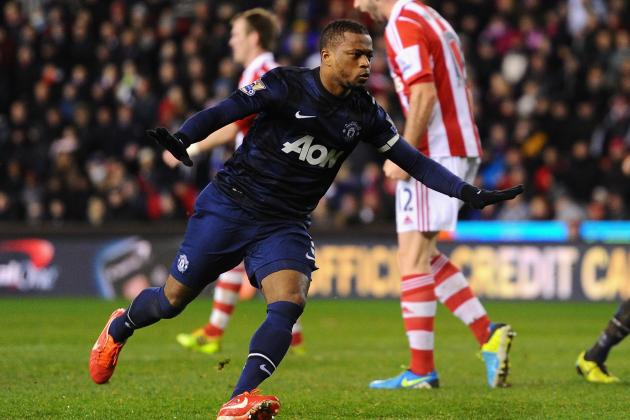 Stoke City vs. Manchester United: Score, Grades and Post-Match Reaction