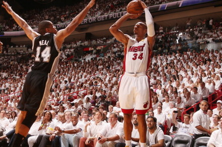 In 29 Seconds Ray Allen, Miami Heat Swung 2013 NBA Finals