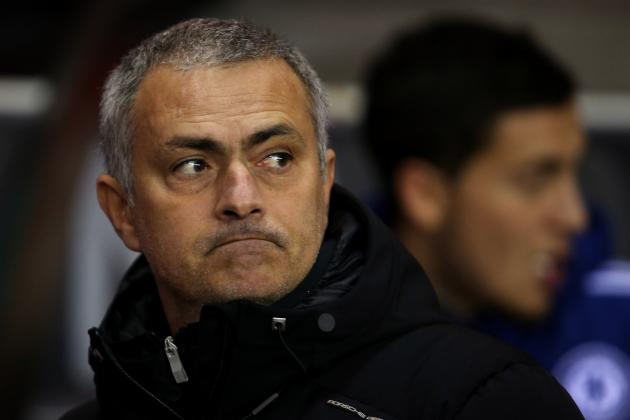 Mourinho Risks Second Abramovich Feud with Threat to Resort to Defensive Tactics