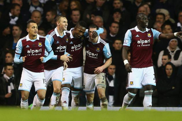 Tottenham Hotspur vs. West Ham United: Score, Grades and Post-Match Reaction