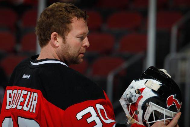 Should Martin Brodeur Retire at the End of the 2013-14 Season?