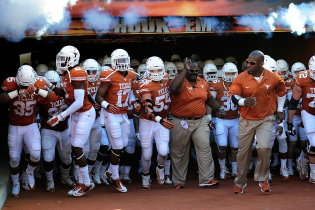 Longhorns Rebuilding Attempt Strengthened by Topping Forbes List