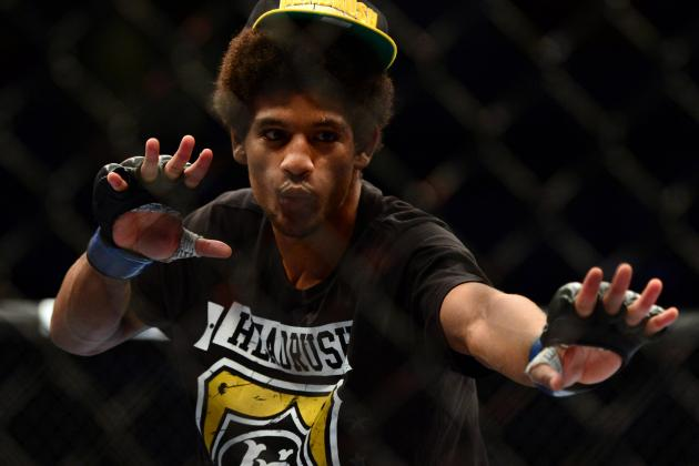 Sergio Pettis vs. Alex Caceres Agreed for UFC on Fox 10 in Chicago