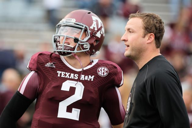 Texas A&M Hands Playcalling Duties, OC Job to Jake Spavital