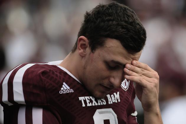 Why Johnny Manziel May Not Be Ready for the NFL