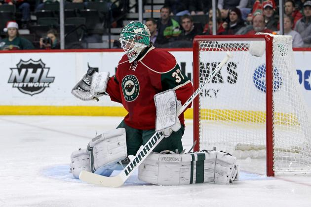 Josh Harding Injury: Updates on Wild Goalie's Status and Return