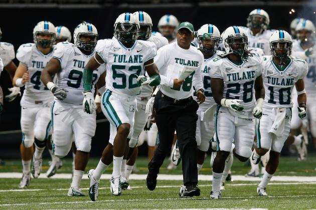 New Orleans Bowl 2013: Full Preview for Tulane vs. LA-Lafayette