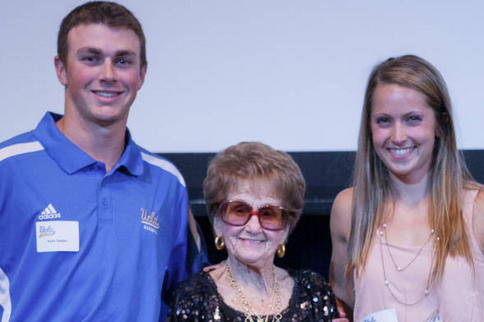 UCLA Supporter, Alumna Rose Gilbert Passes Away