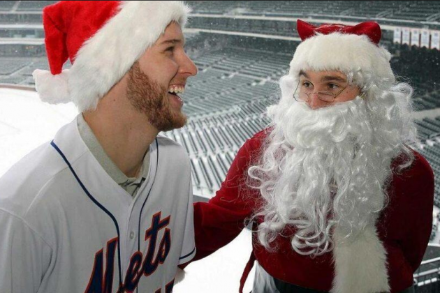 Forget Madden, This New York Mets Santa Curse Sounds Terrifying