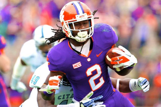 Orange Bowl 2014: What Ohio State Must Do to Shut Down Tajh Boyd, Sammy Watkins