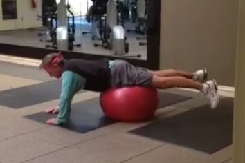 Video: If You Ever Wanted to See Steve Spurrier Working Out, Here You Go