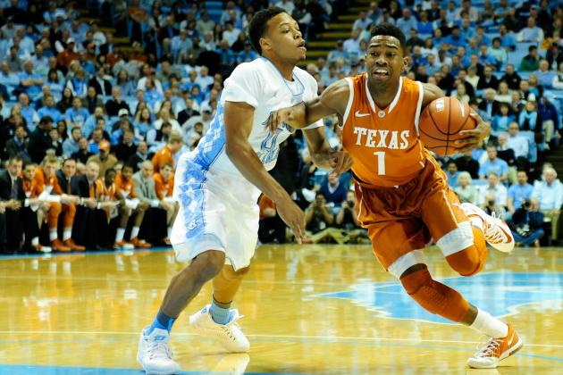 No. 14 UNC Upset by Texas in Chapel Hill
