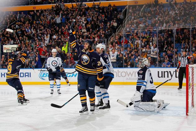 Winnipeg Jets: Can Jets Bounce Back from Crushing Loss to Sabres?