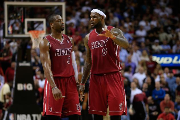 Indiana Pacers vs. Miami Heat: Game Grades and Analysis