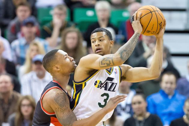 Is It Too Late for Trey Burke to Challenge for Rookie of the Year?