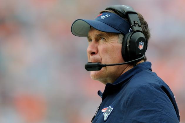 Patriots vs. Ravens: Breaking Down New England's Game Plan