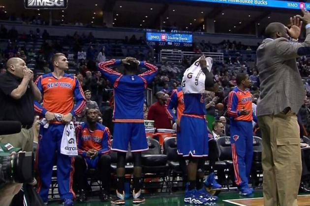 Andrea Bargnani Raises the Bar for Dumb Shots