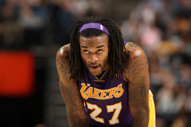 Can LA Lakers Afford to Keep Jordan Hill Next Season?
