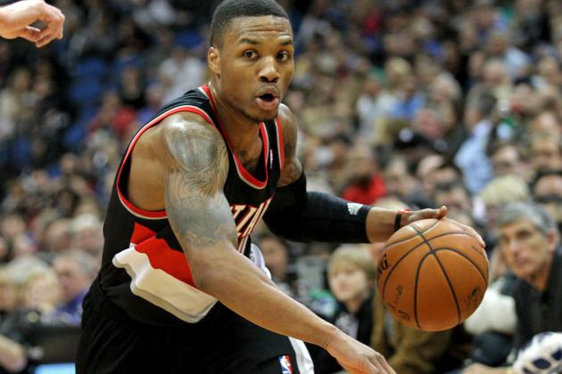 Video: MaxaMillion711 Showcases Blazers G Damian Lillard's Rise