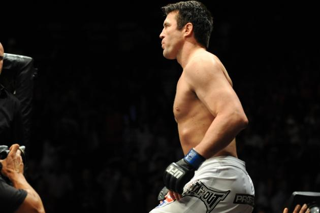 Chael Sonnen Didn't Actually Have Surgery Before UFC 167 Fight with Rashad Evans