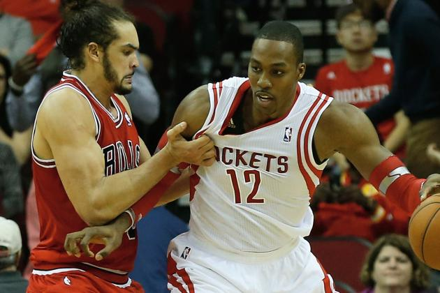 Howard Lifts Rockets over Bulls 109-94