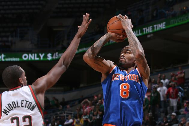 As Long as N.Y. Knicks Play So Stupidly, They'll Hang with NBA's Bottom-Dwellers
