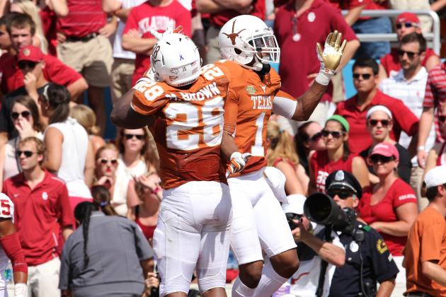 Texas Football: Brown Has Longhorns Primed for 2014 Success