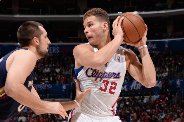 Clippers Have No Trouble with Pelicans 108-95