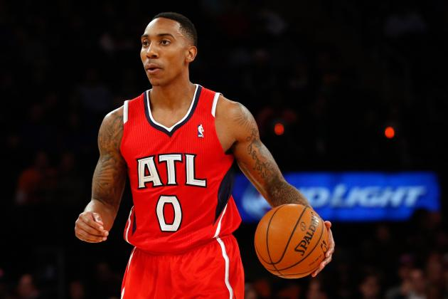Breaking Down Jeff Teague's All-Star Chances for Atlanta Hawks